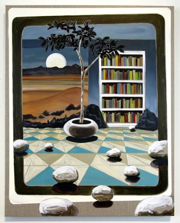 Desertscape by Mathew Tucker