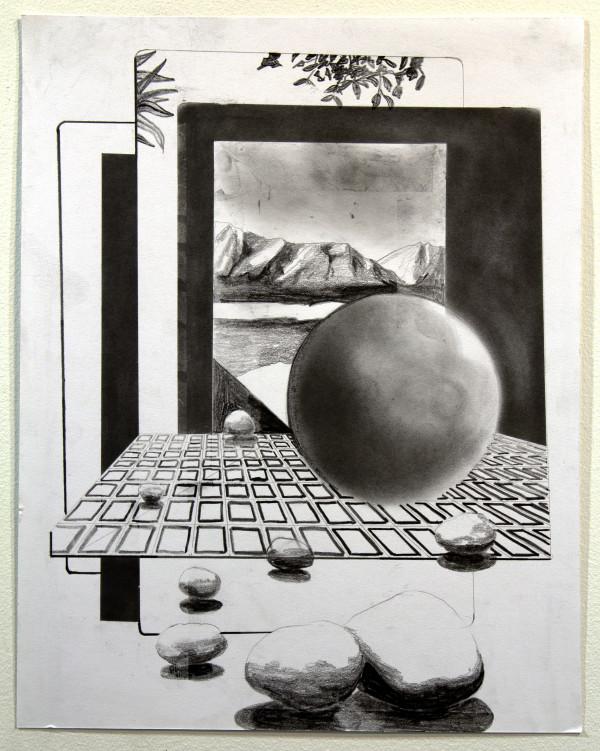 Drawing#11 by Mathew Tucker