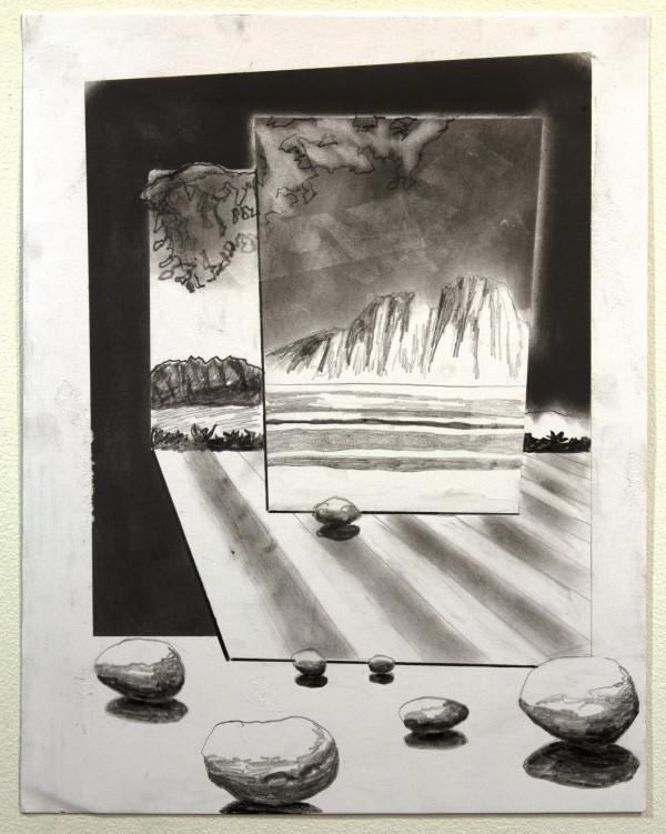 Drawing#13 by Mathew Tucker