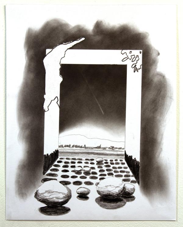 Drawing#14 by Mathew Tucker