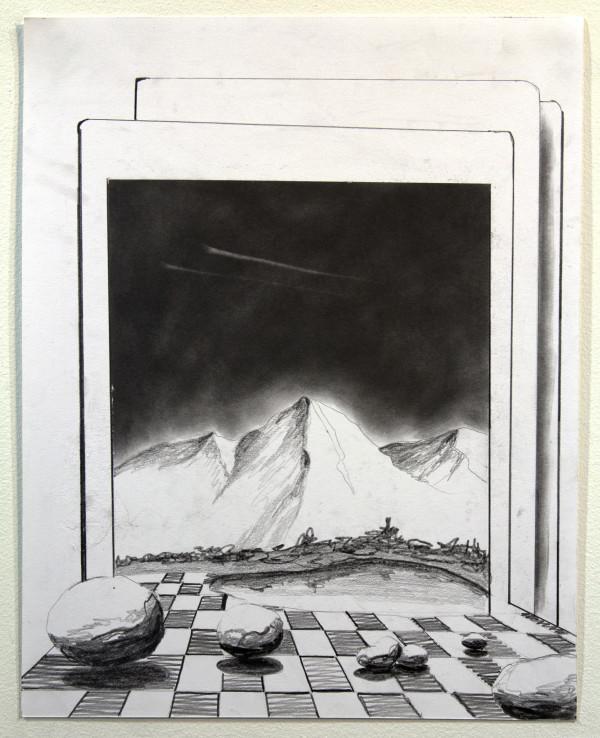Drawing#15 by Mathew Tucker