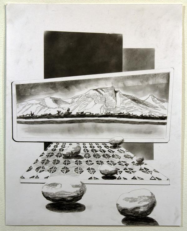 Drawing#16 by Mathew Tucker