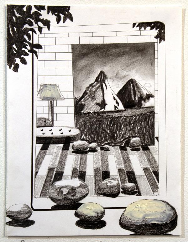 Drawing#2 by Mathew Tucker