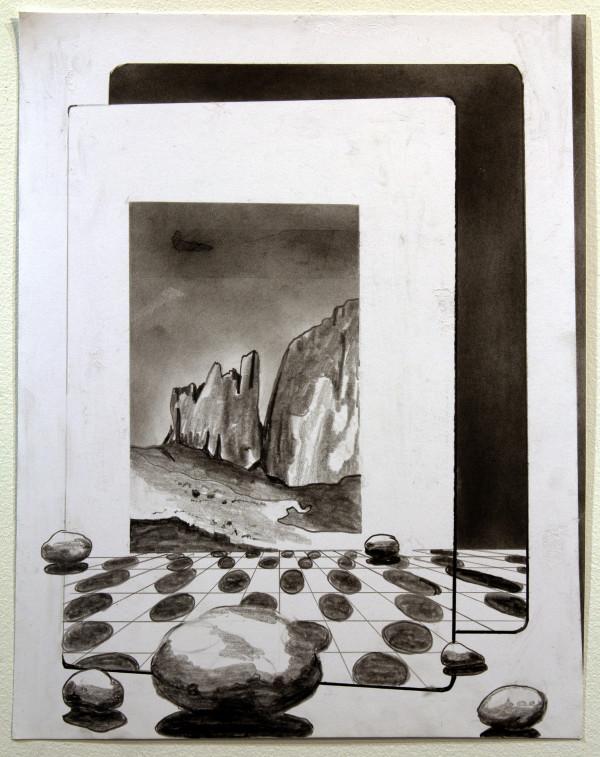 Drawing#5 by Mathew Tucker