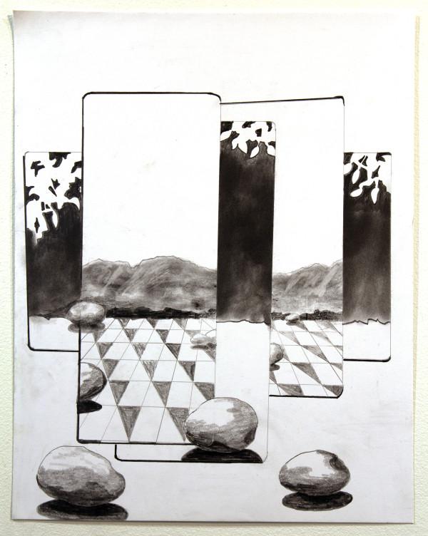 Drawing#6 by Mathew Tucker