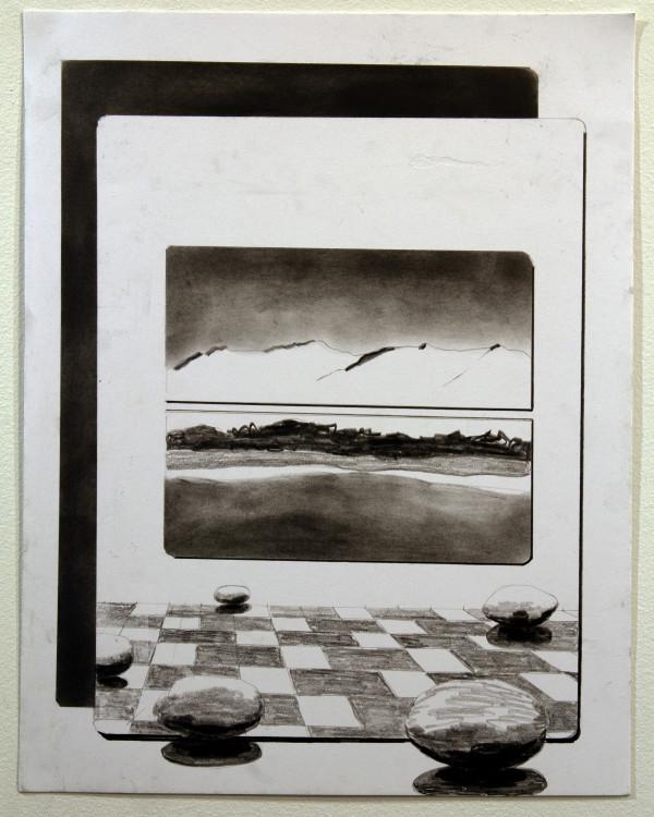 Drawing#7 by Mathew Tucker