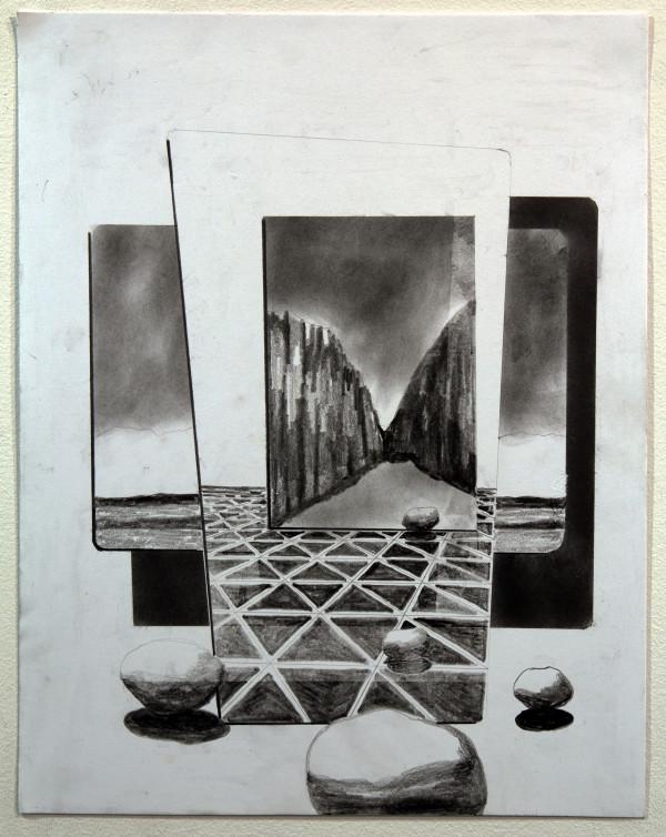 Drawing#9 by Mathew Tucker