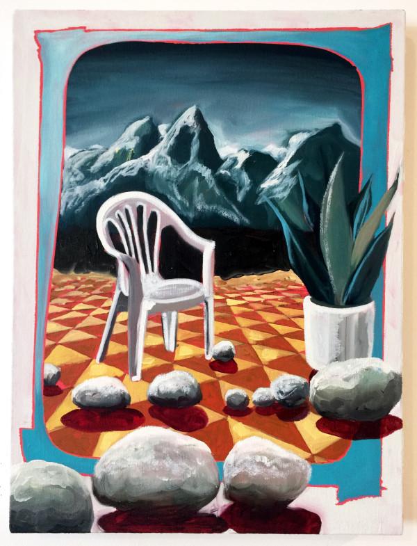 Garden Variety Chair by Mathew Tucker