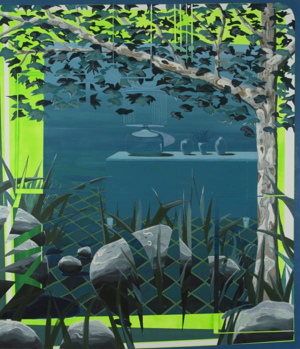 Green Space by Mathew Tucker