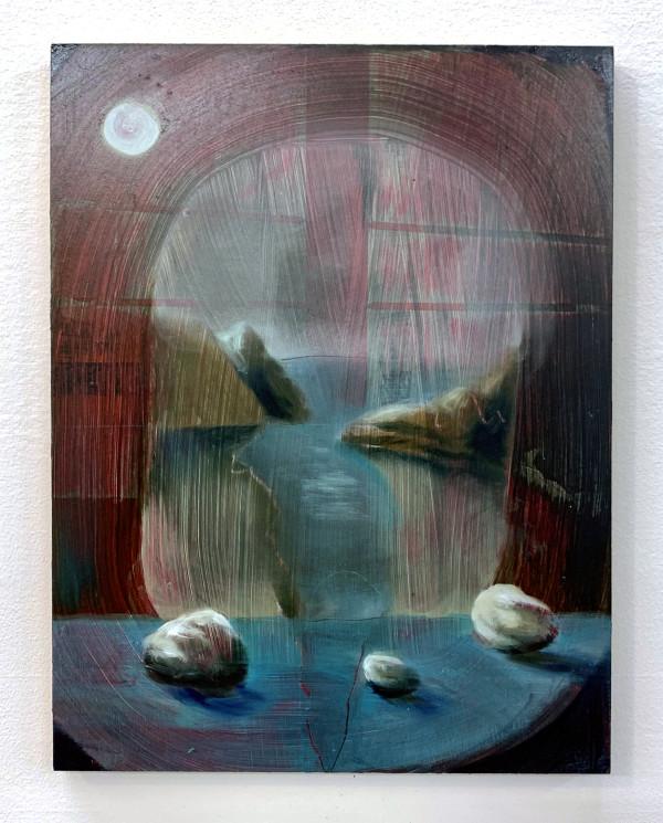 Key Hole by Mathew Tucker