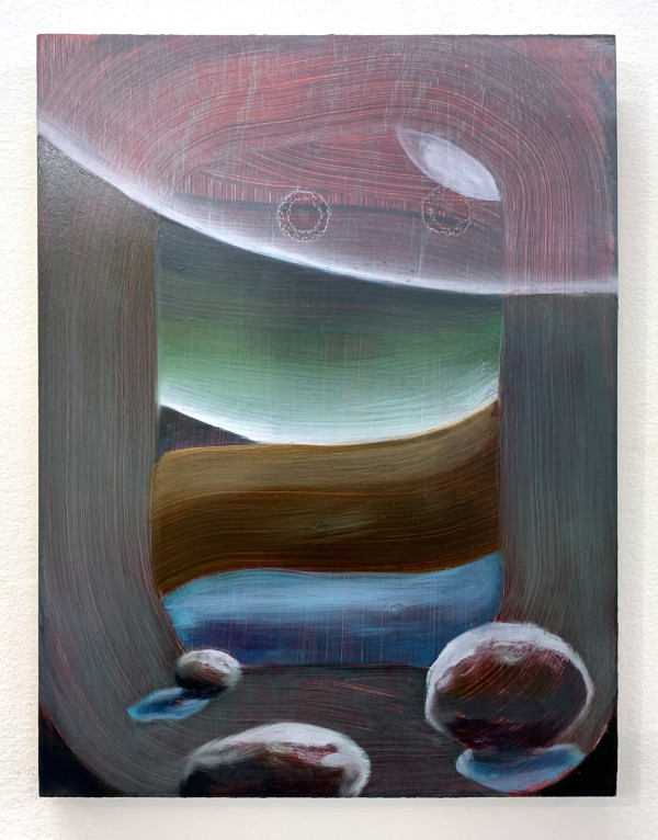 Mars Landing by Mathew Tucker