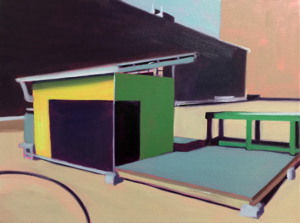 NYCHA Farm by Mathew Tucker