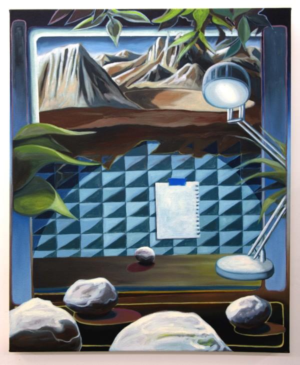 Notes on Landscape by Mathew Tucker