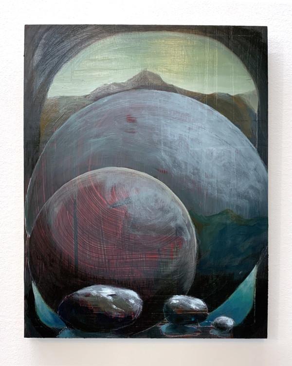 Planetary Alignment by Mathew Tucker