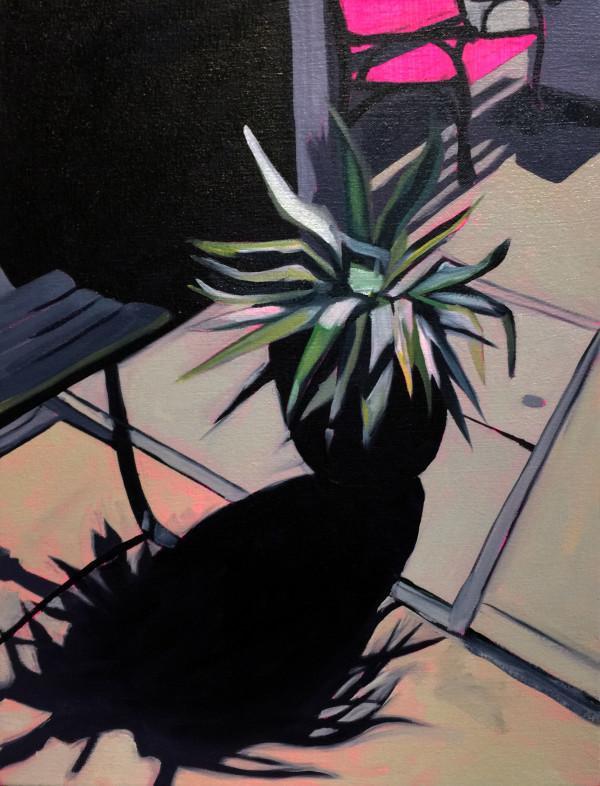 Carroll Plant Pot by Mathew Tucker