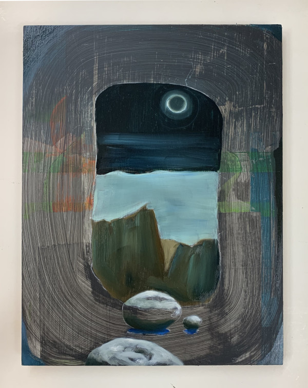 L'Eclipse by Mathew Tucker