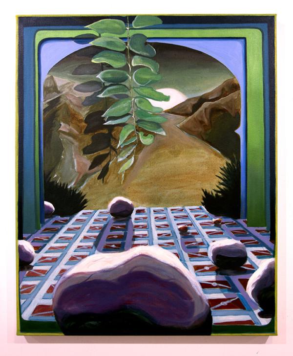 Twilight Landscape by Mathew Tucker