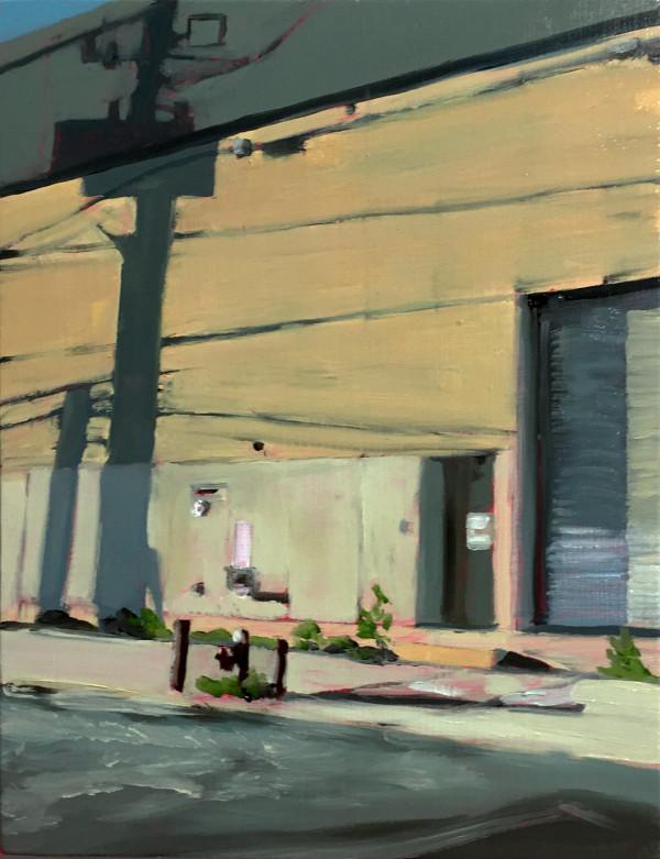 Warehouse by Mathew Tucker