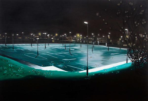 Car Park by Mathew Tucker
