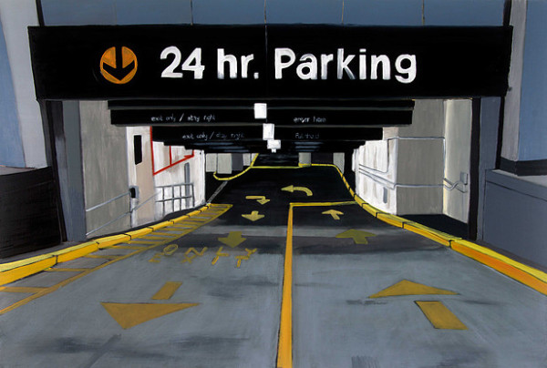 Another Car Park by Mathew Tucker