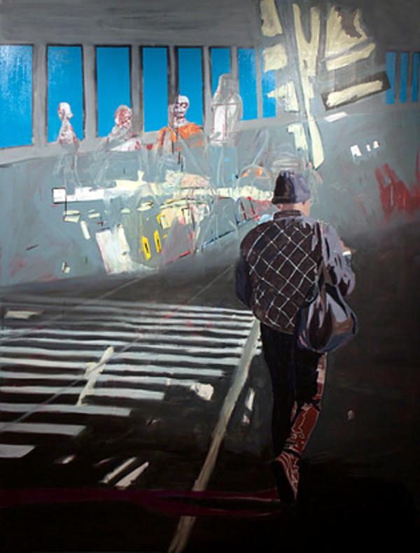 Crosswalk by Mathew Tucker