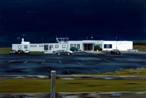 Airport by Mathew Tucker