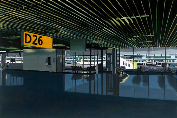 Schipol by Mathew Tucker