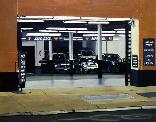 Garage by Mathew Tucker