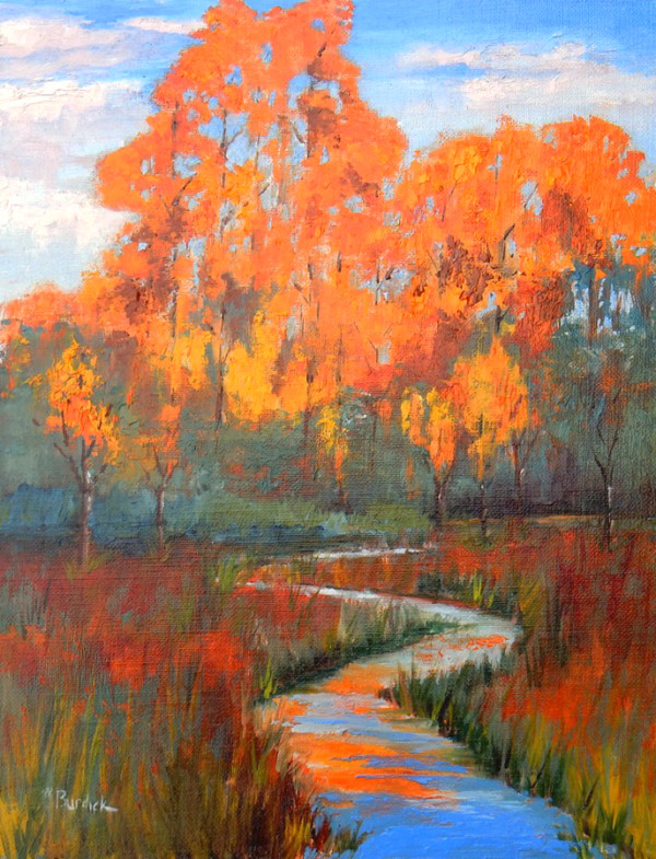 Fire and Water by Ginny Burdick