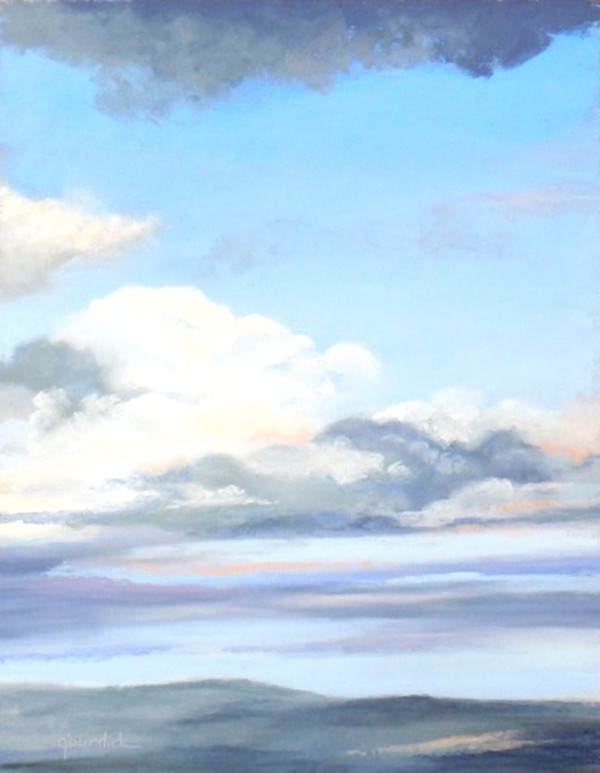 Looking to the Sierras by Ginny Burdick