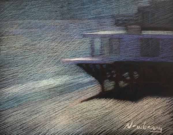 Malibu Home by Michael Newberry