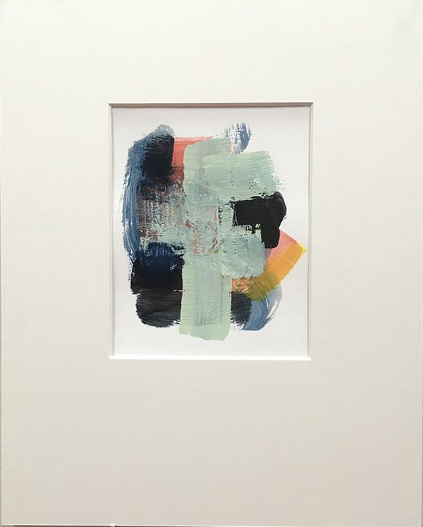 Art on Paper 1 by Francesca Saveri
