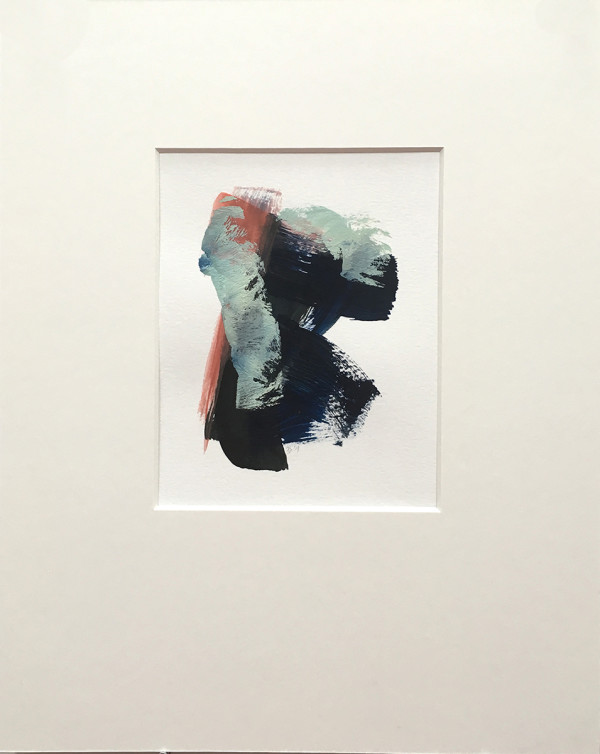 Art on Paper 4 by Francesca Saveri