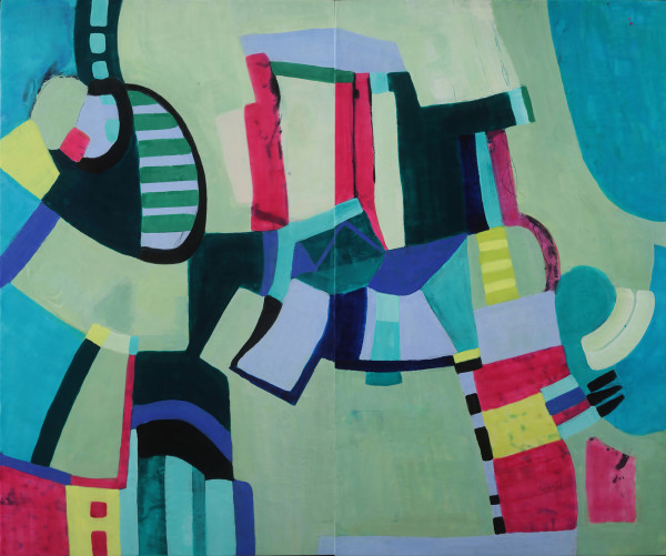 Gallope by Francesca Saveri