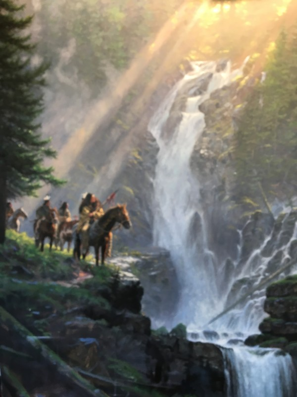 Down From Above by Mark Keathley