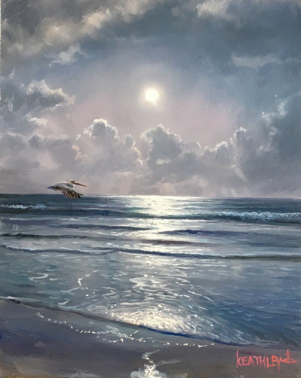 Serene sea by Mark Keathley