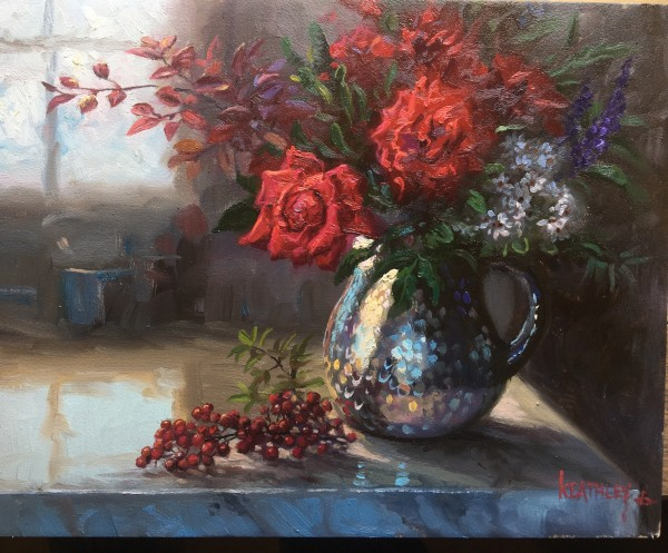 color in the kitch by Mark Keathley