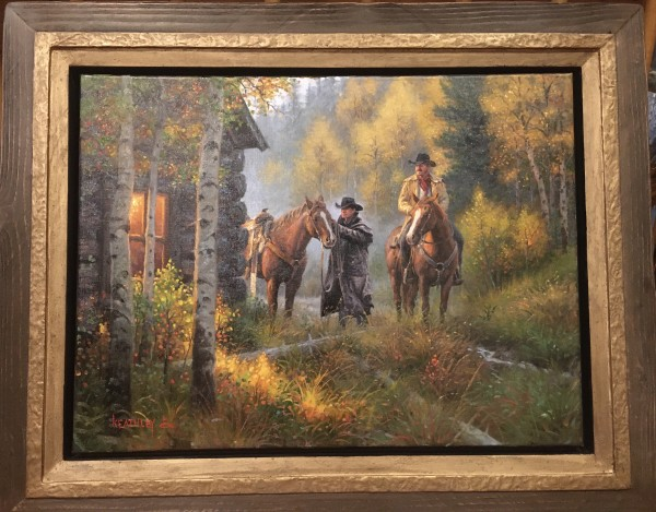 Cascade creek outfit by Mark Keathley