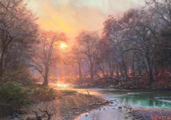 Morning light by Mark Keathley