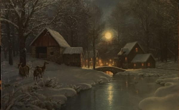 A Cold Winters's Night by Mark Keathley