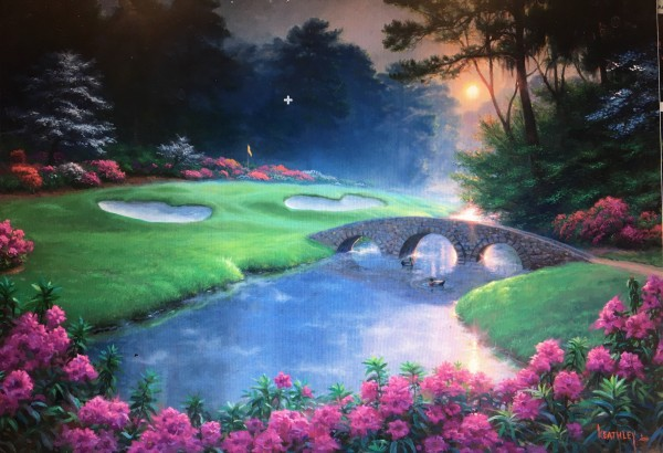 Dreams of green by Mark Keathley