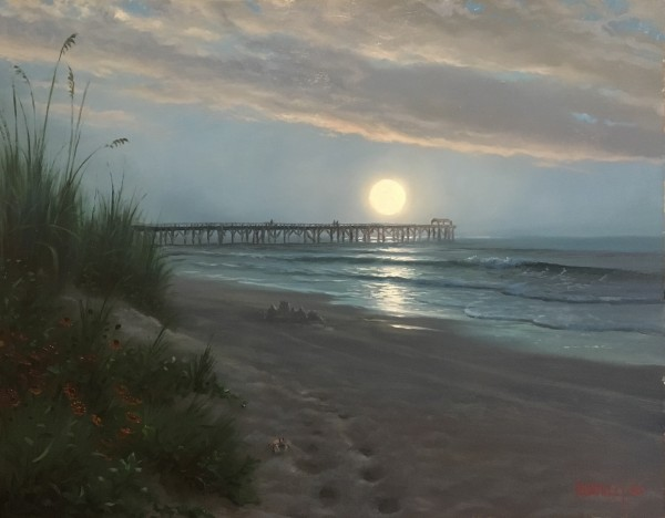 End of a great day by Mark Keathley