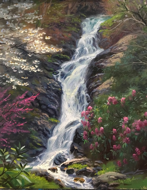 Spring and Falls by Mark Keathley