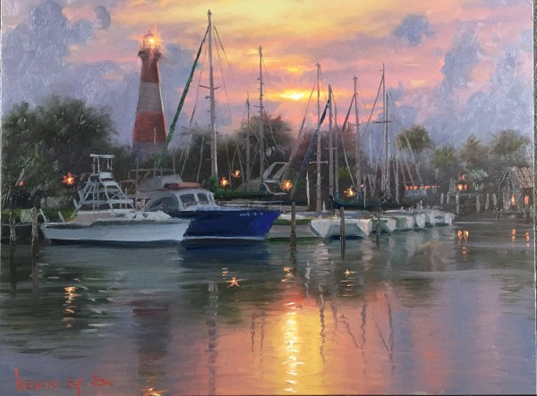 Safe harbor by Mark Keathley