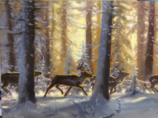 Christmas Magic by Mark Keathley