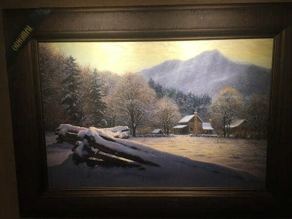 Winter Rest by Mark Keathley