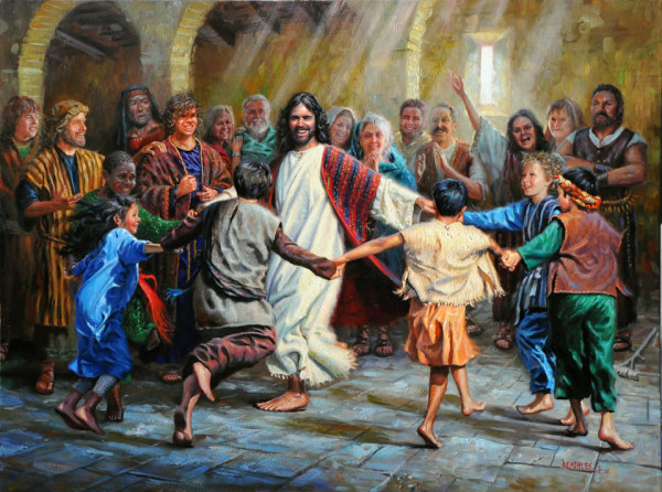 The Dance of Grace by Mark Keathley