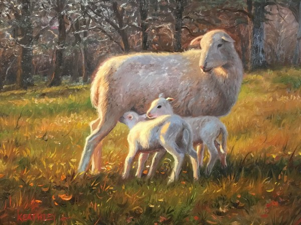 A Mother's Love by Mark Keathley