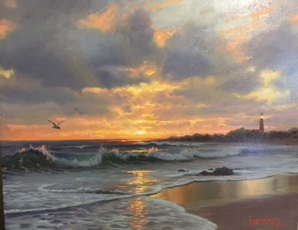 A new day by Mark Keathley