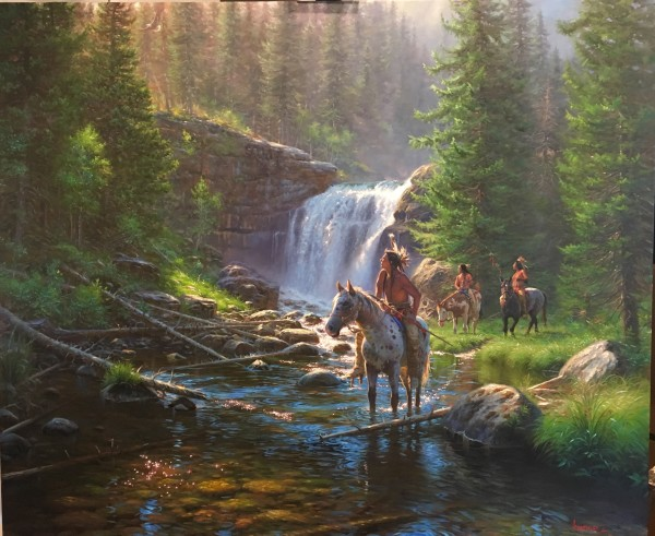 Heavenly Signs by Mark Keathley